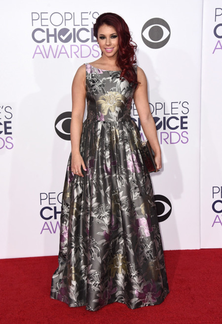 Jillian Rose Reed Peoples Choice Awards 2014