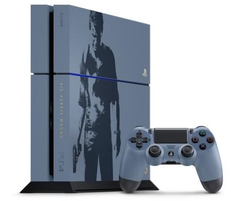 No se puede ser fan de Nathan Drake sin esta PS4 limitada conmemorativa