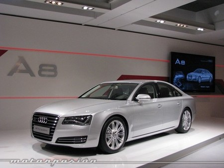Audi A8 2010-03