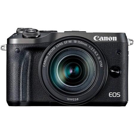 Canon Eos M6 3