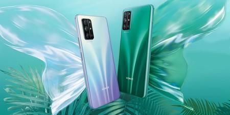 Honor 30S, precio asequible para un móvil de gama media que estrena procesador 5G de Huawei