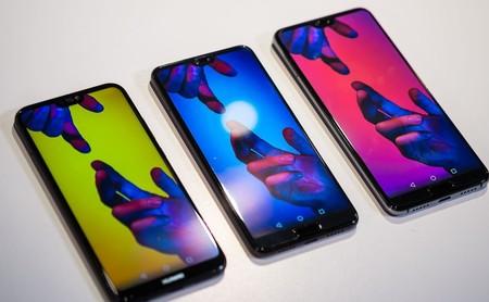 Huawei P20 Series: grandes pantallas con notch y hasta tres cámaras para sus smartphones más importantes de 2018