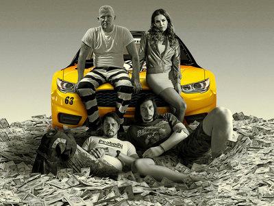 'La suerte de los Logan' es un cuento de hadas moderno dentro de una brillante comedia de atracos
