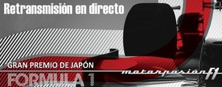 GP de Japón F1 2011: seguimiento LIVE