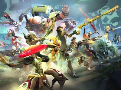 Battleborn junto a un selecto lote de juegos de 2K por 13,64 euros y una buena causa