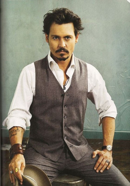 Foto de Esquire Magazine Johnny Depp (2/3)