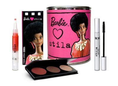Edición limitada de maquillaje de Barbie por Stila