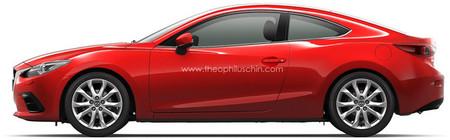 Mazda3 Coupé, qué bonito sería si fuese real