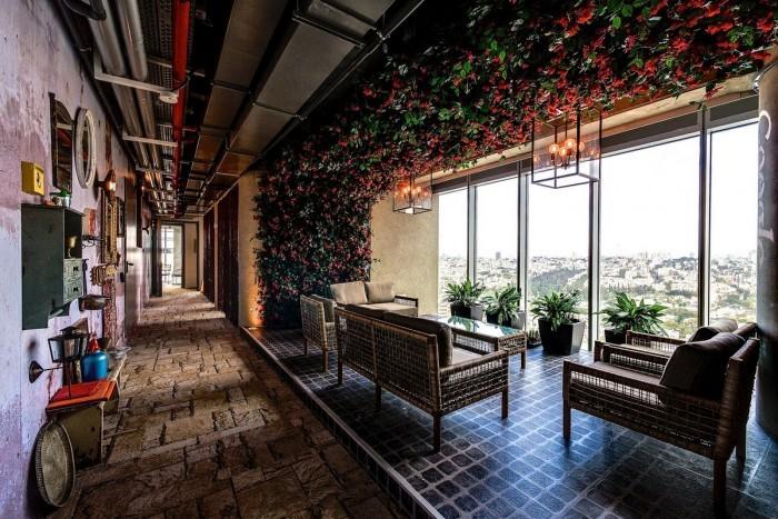 Foto de Espacios para trabajar: las oficinas de Google en Tel Aviv (3/16)