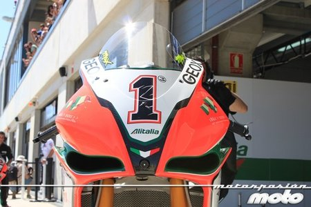 Superbikes España 2011: Max Biaggi consigue la primera victoria de la temporada