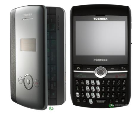 Toshiba Portege G710 y G920