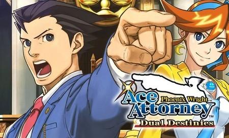Capcom tiene 'Ace Attorney' para rato