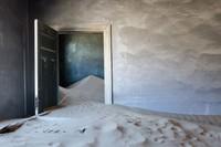 Interior de Kolmanskop