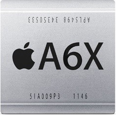 Chip A6X de Apple