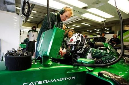 Andre Lotterer rechaza el asiento de Caterham para Monza