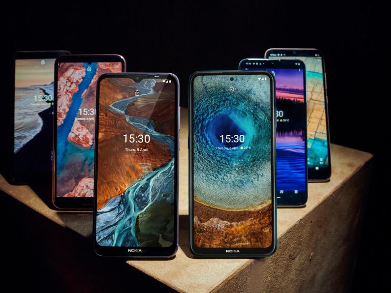 Nokia X10 y Nokia X20: el 5G se abre camino en la gama baja finlandesa
