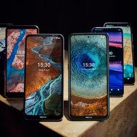 Nokia X10 y Nokia X20: el 5G se abre camino en la gama más modesta de la marca finlandesa
