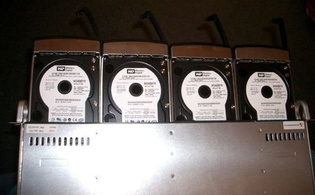 Discos duros servidor