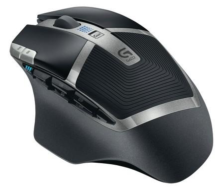 Logitech G602