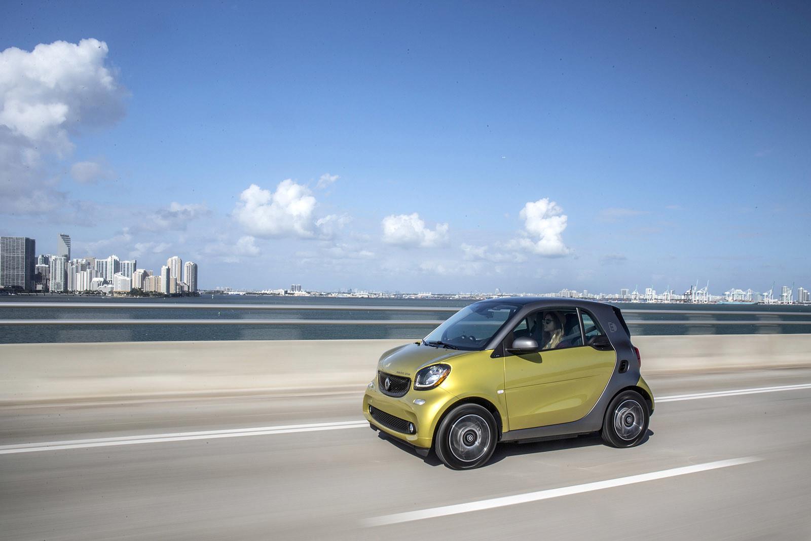 Foto de smart fortwo Electric Drive, toma de contacto (206/313)