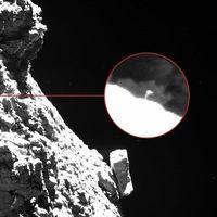 Todas las imágenes de la misión Rosetta se hacen públicas por parte de la ESA