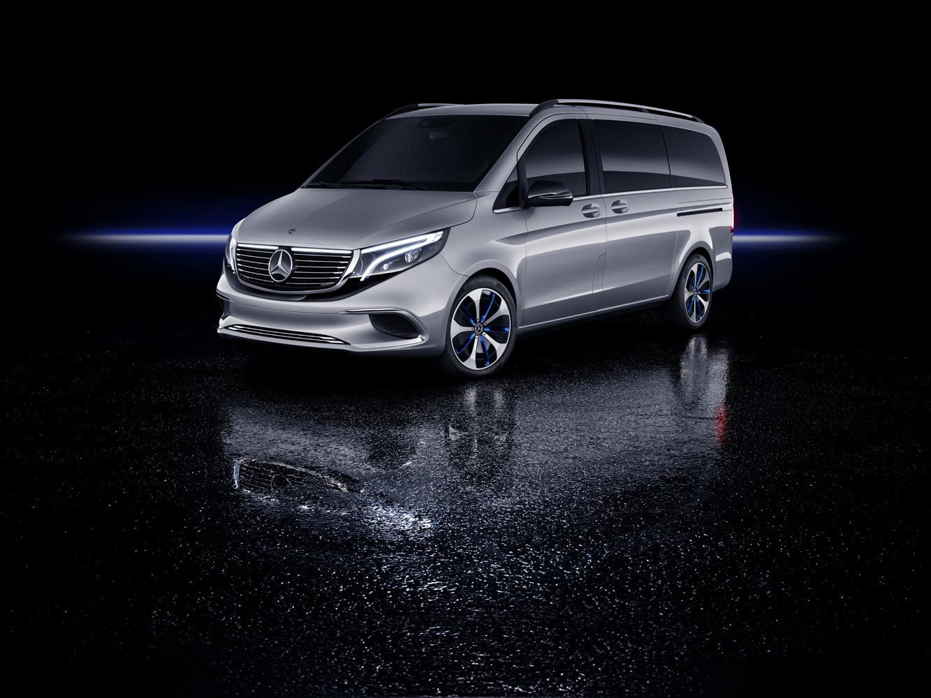 Foto de Mercedes-Benz EQV (1/10)