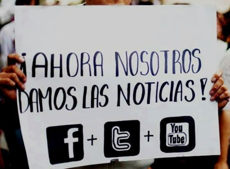 #14N, La Huelga General en las redes sociales