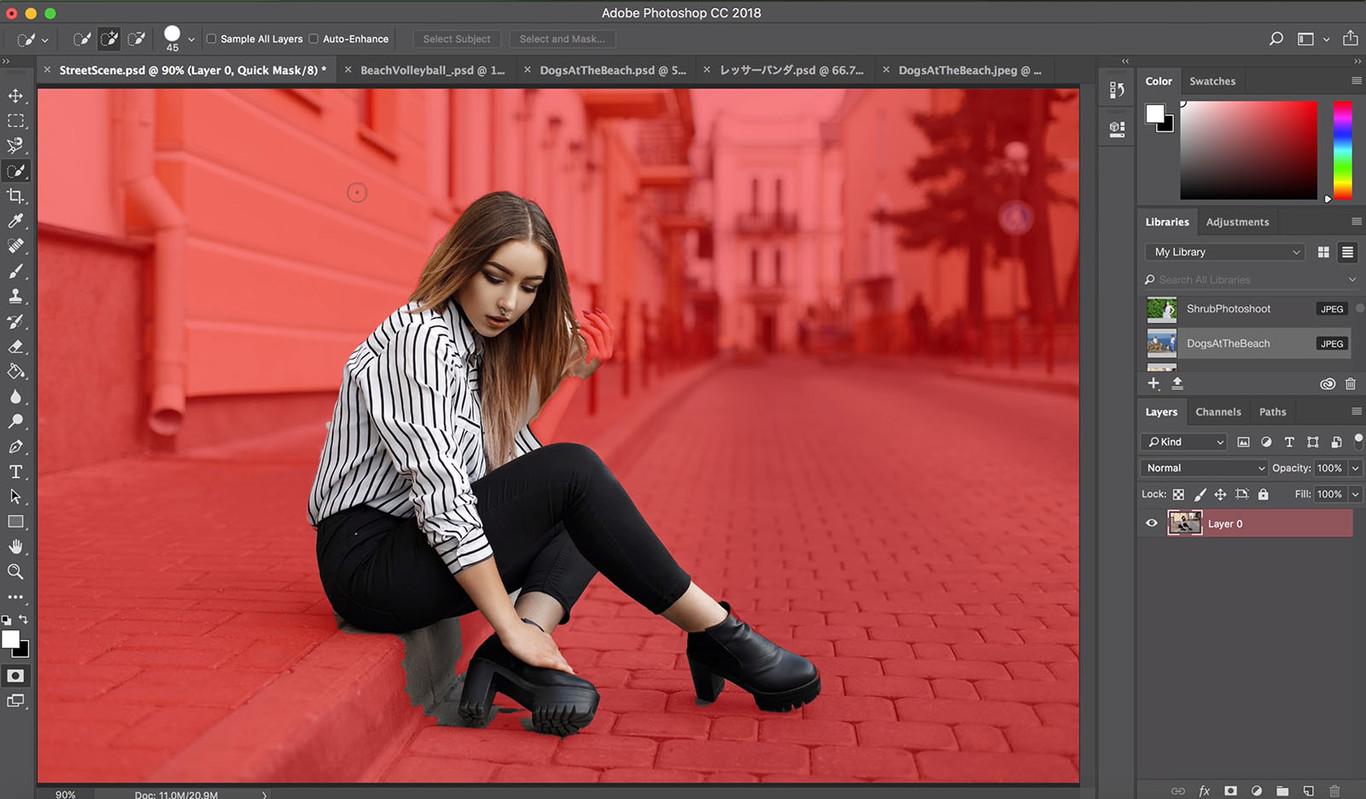 Adobe quiere transformarnos en maestros de Photoshop con la ayuda de la inteligencia artificial