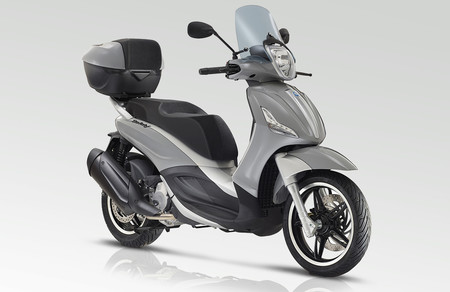Piaggio Beverly 350 Tourer 2020 1