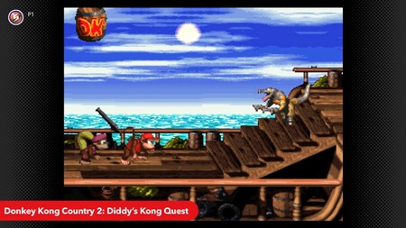 Donkey Kong Country 2 Snes