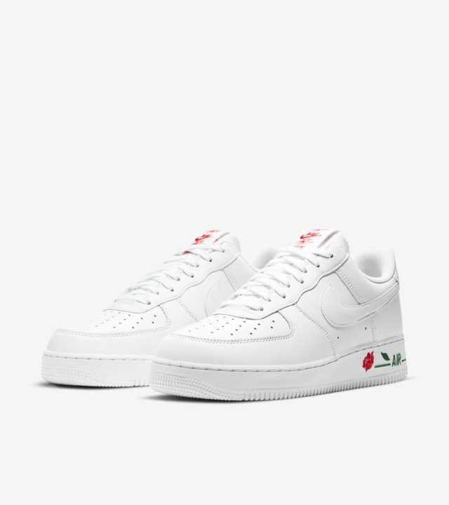 Nike Air Force 1 White Bag