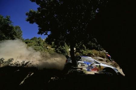 Rally de Cerdeña 2013: Sébastien Ogier marca distancias desde el inicio