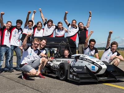 Grimsel es un pequeño coche eléctrico que bate récords de aceleración: de 0 a 100 en 1,513 segundos