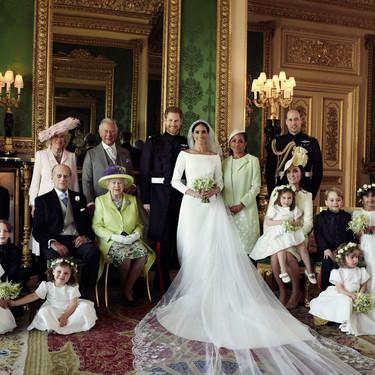 En video: Los mejores y peores vestidos de las invitadas a la boda del Príncipe Harry y Meghan Markle