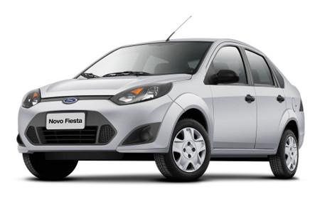 Ford Fiesta Ikon 2010 Frente