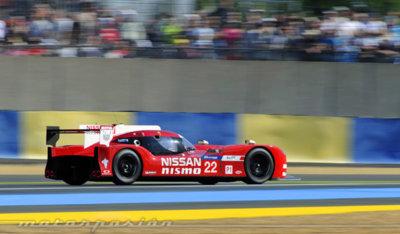Nissan NISMO y sus 24 Horas de Le Mans 2015: las vivimos para contarte por qué acabar la prueba ya es un éxito