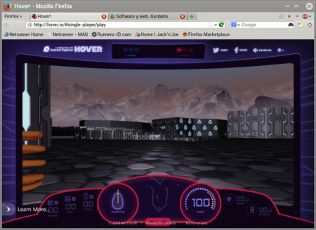 Microsoft adapta para navegadores, Hover, un juego de Windows 95