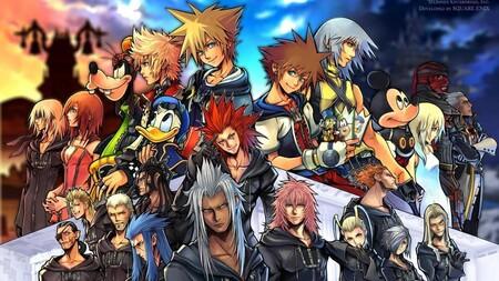 La magia de la saga Kingdom Hearts llegará al mundo de Nintendo Switch a través del juego en la nube