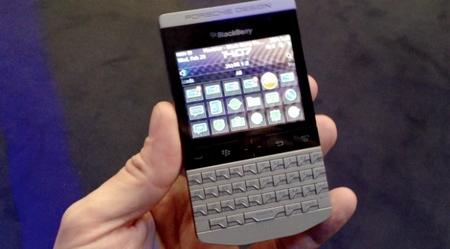 BlackBerry Porsche presente en el MWC 2012