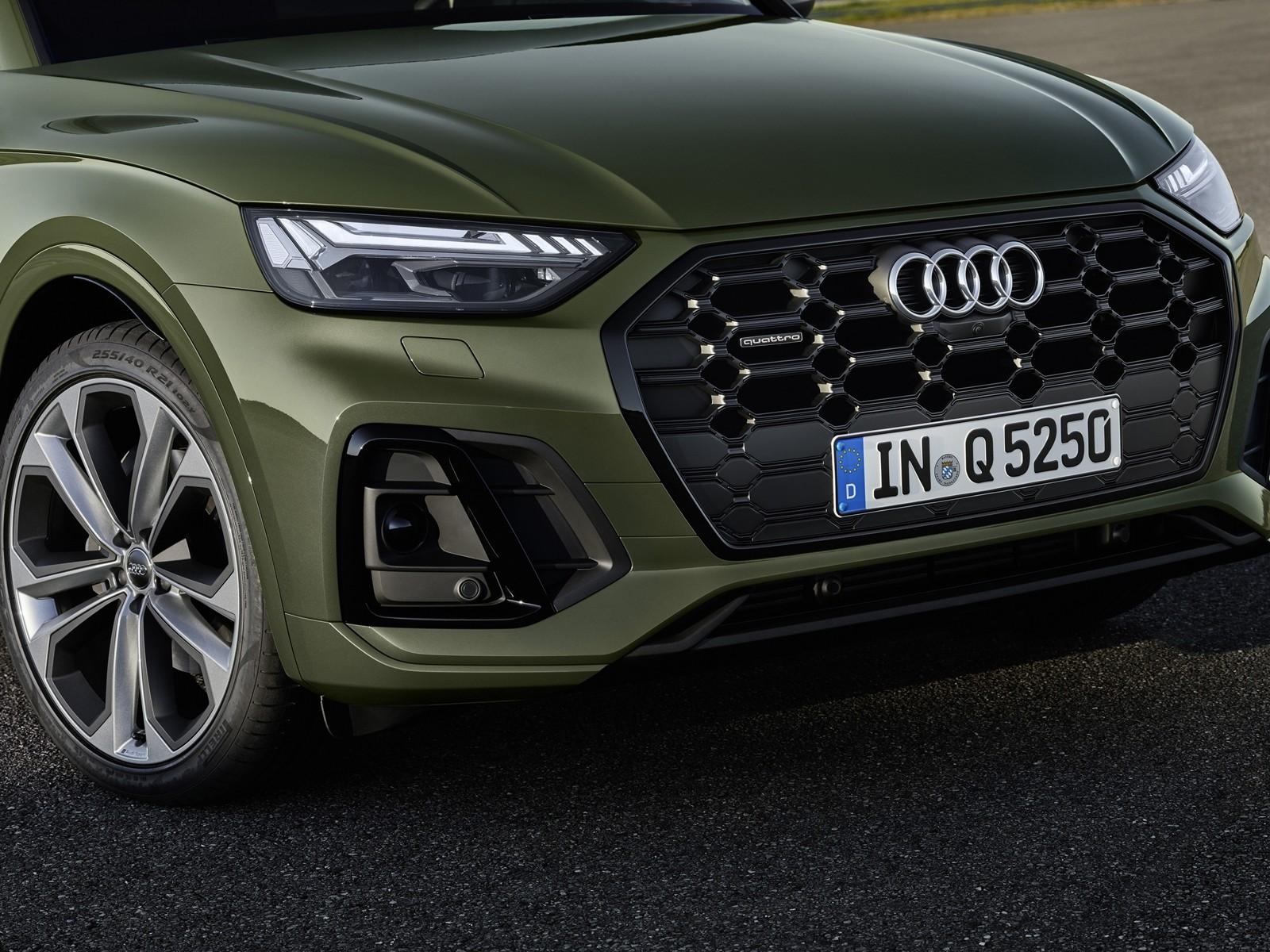 Foto de Audi Q5 2020 (1/61)