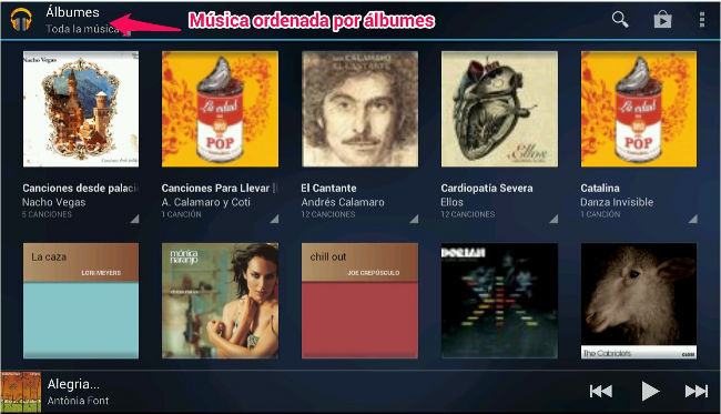 Foto de Google Play Music (9/9)