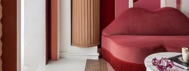 En clave positiva: VG Living diseña una oda al beso (y a la belleza) en Casa Decor