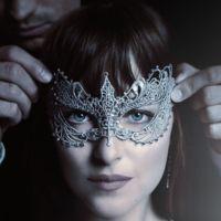 'Cincuenta sombras más oscuras', primer póster y nuevo teaser