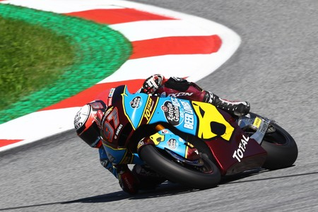Vierge Austria Moto2 2019 2