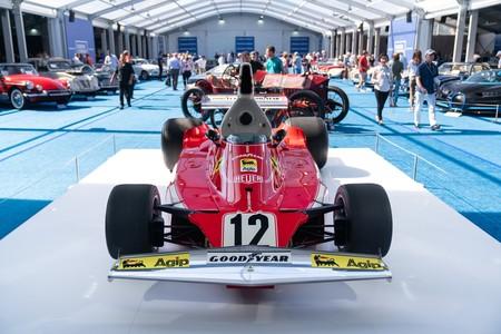 Vendido por 6 millones el Ferrari 312T, el coche con el que Niki Lauda ganó dos mundiales de Fórmula 1