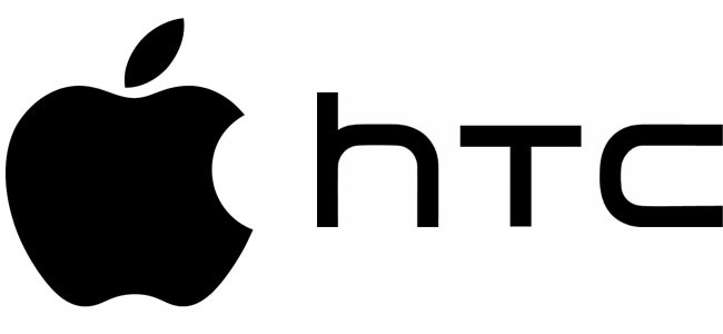 Apple y HTC