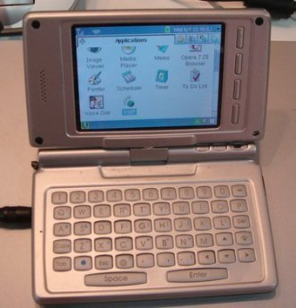 Un PDA linuxero