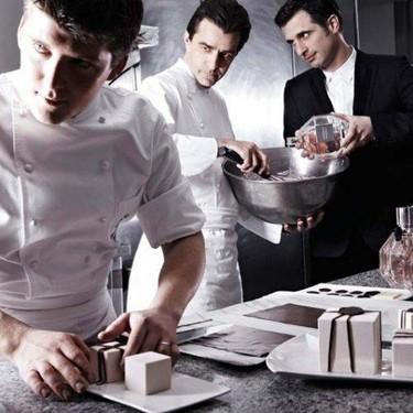 Cómete a Viktor & Rolf y su Flowerbomb. El primer pastel con sabor a perfume