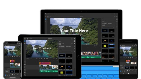 Premiere Rush CC, la nueva herramienta de Adobe para editar vídeo fácil y rápidamente