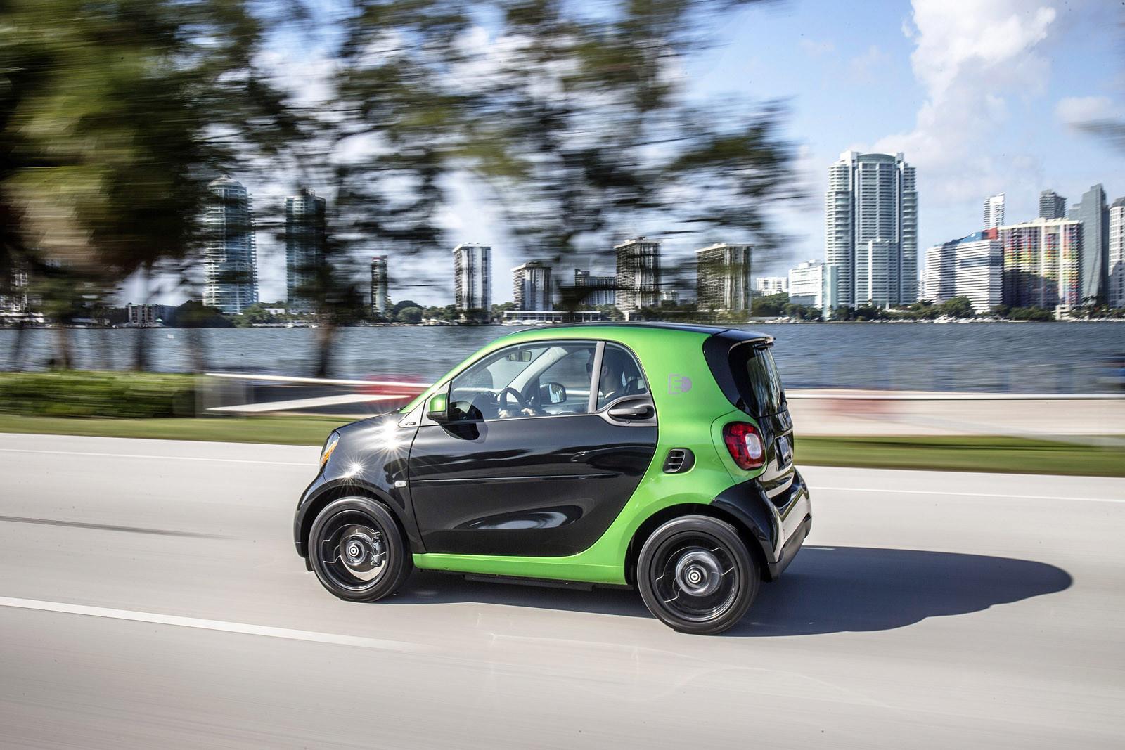 Foto de smart fortwo Electric Drive, toma de contacto (248/313)